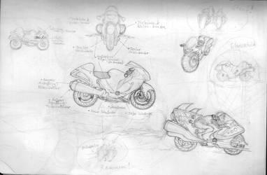 Adrenaline Bike Fr Game Design by Shindoh