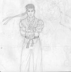 Ryu Hoshi Feeling The Energy by Shindoh