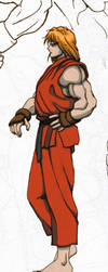 Ken Masters AM Colored by Shindoh