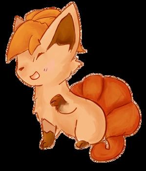 Happy birthday, Foxie!