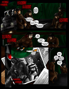 Warchild Page Two