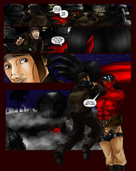Warchild Page Five
