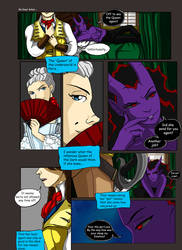 Demons of Paris - Page Three by Fanglicious
