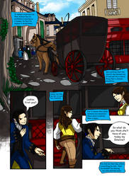 Demons of Paris - Page Six by Fanglicious