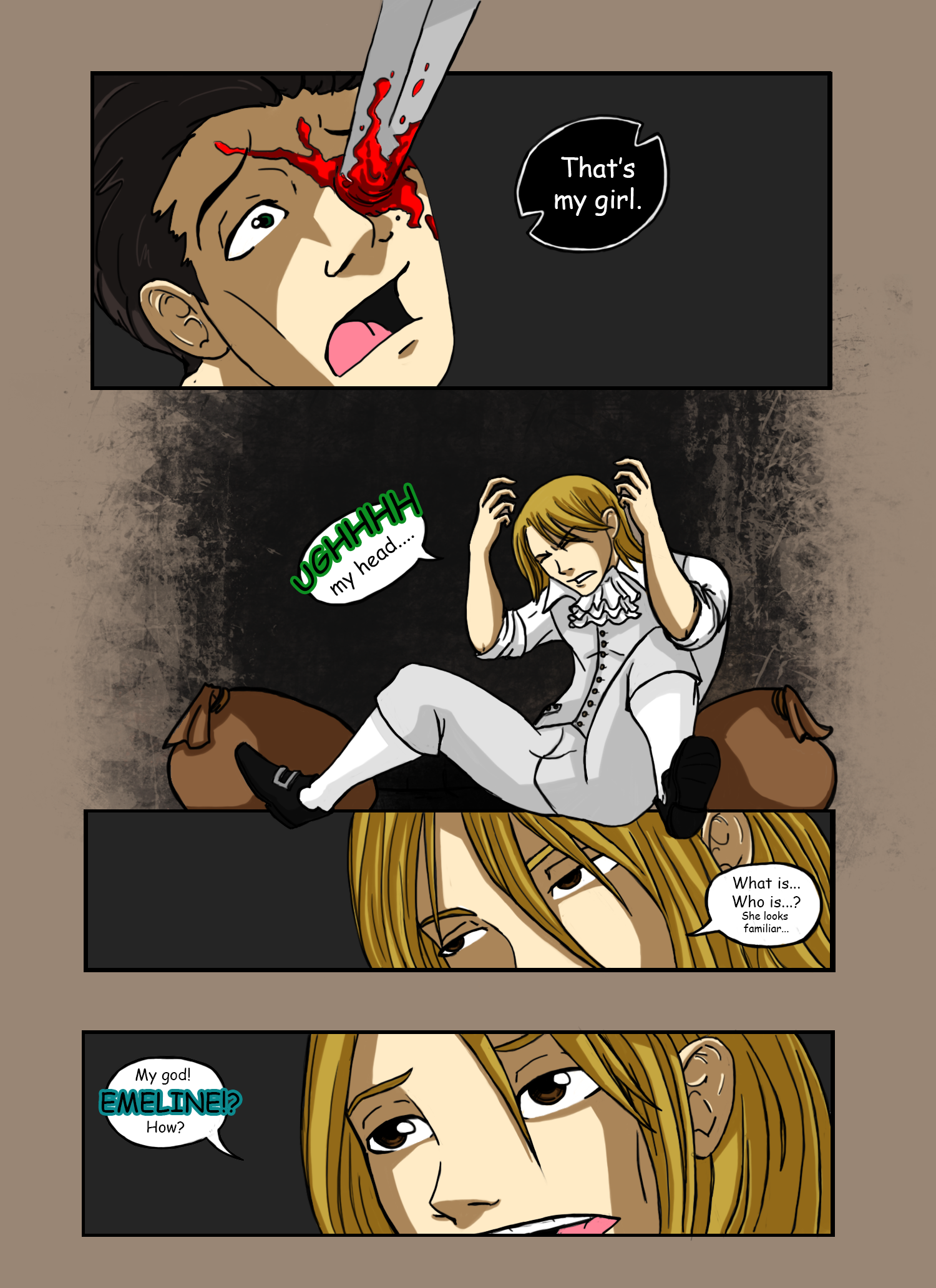 Demons of Paris - Page Thirteen by Fanglicious