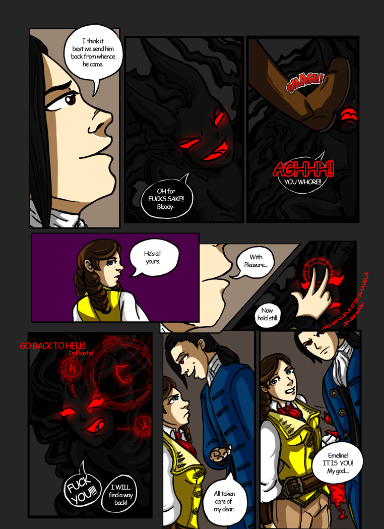Demons of Paris - Page Fifteen by Fanglicious