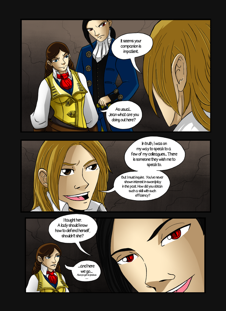 Demons of Paris - Page Seventeen by Fanglicious