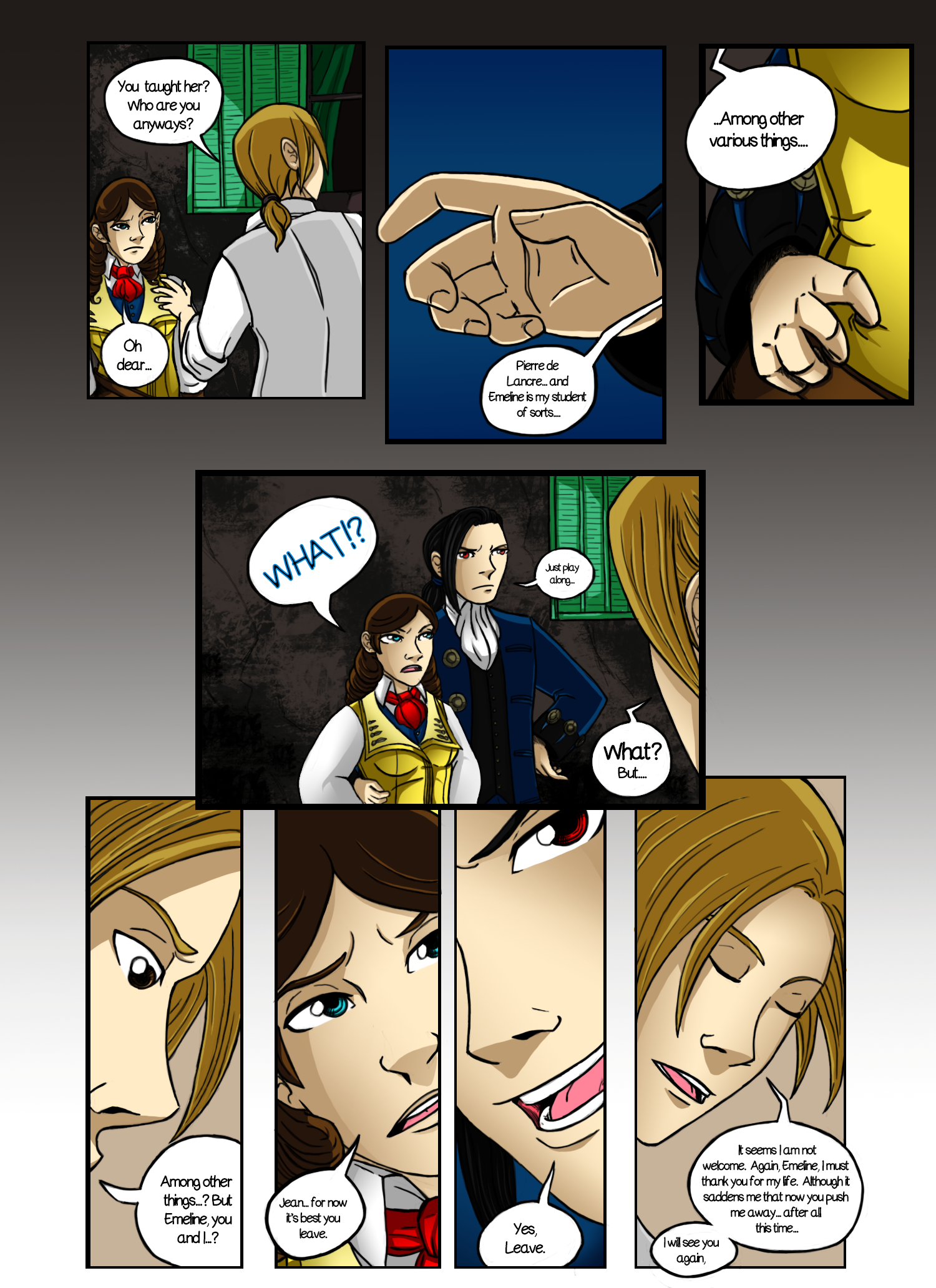 Demons of Paris - Page Eighteen by Fanglicious