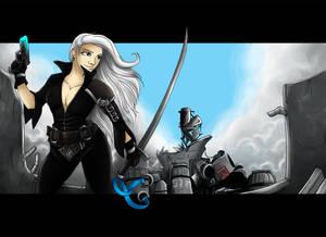 Silver Warrior Ver. 2