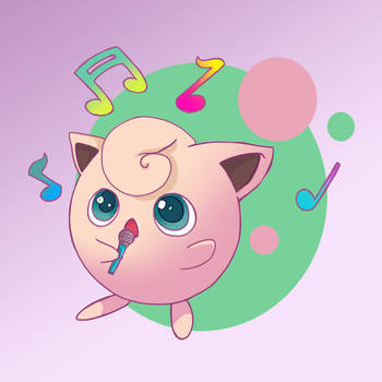 Jigglypuff the Tuff by Fanglicious
