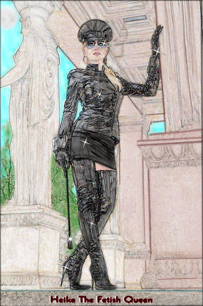 Heike The Fetish Queen by JOE4112