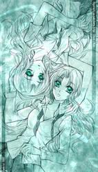 Twin : Higurashi by Lanzenritter