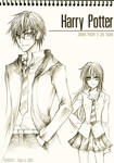 Duo : Harry Potter