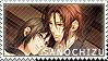 Harada x Chizuru Stamp by BloodSttar