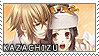 Chikage x Chizuru Stamp by BloodSttar