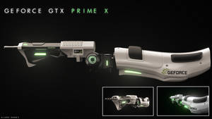 GeForce GTX PRIME X