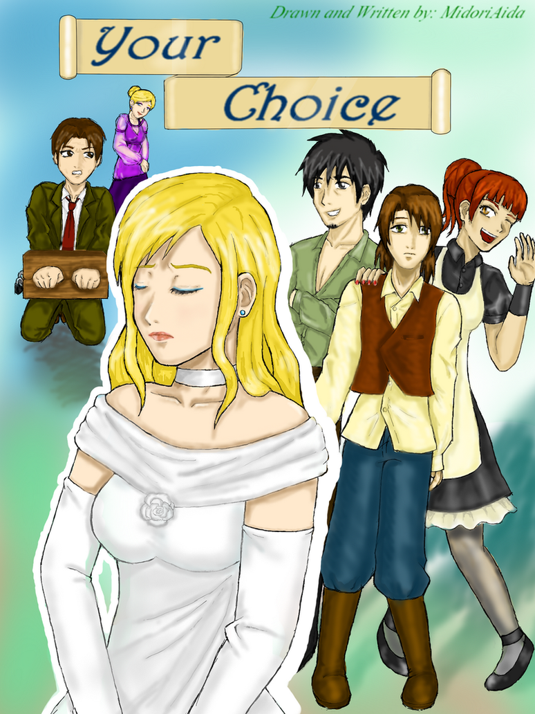 Your choice cover by MidoriAida