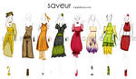 Saveur - Complete Collection