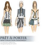 Pret-a-Porter MC: Windswept