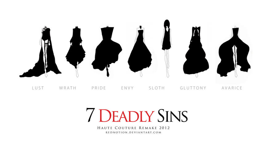 7 Deadly Sins HC 2012 - Teaser by rednotion