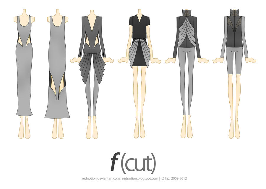 f(cut) - complete rtw 2012 by rednotion