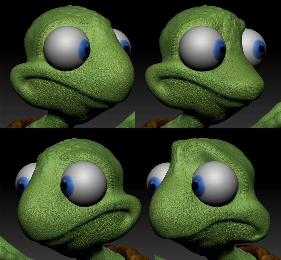 Turtle in Z. by dromens