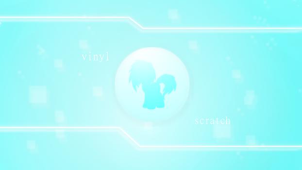 WOTW #11: Minimalism: Vinyl Scratch