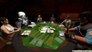 [SFM] Poker Night