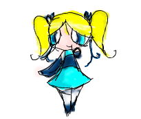 iscribble - Bubbles Puff by AngelLilly