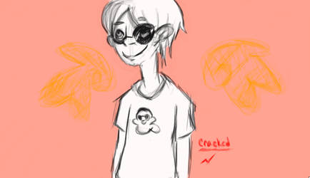 HS - Cracked Sketchy by AngelLilly