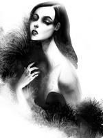 Portrait of Lady by Zzanthia