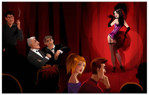 Kabaret by Zzanthia