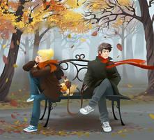 Autumn stories by Zzanthia