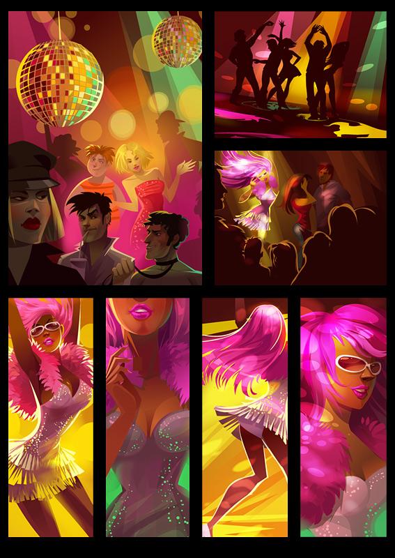 Disco by Zzanthia
