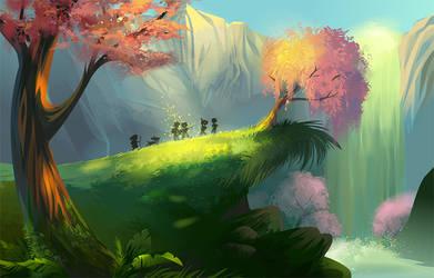 Hanami 3 by Zzanthia