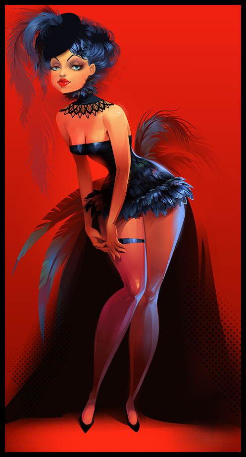 Black Swan by Zzanthia