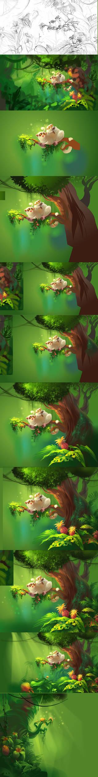 Jungle process