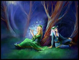 Elfs by Zzanthia
