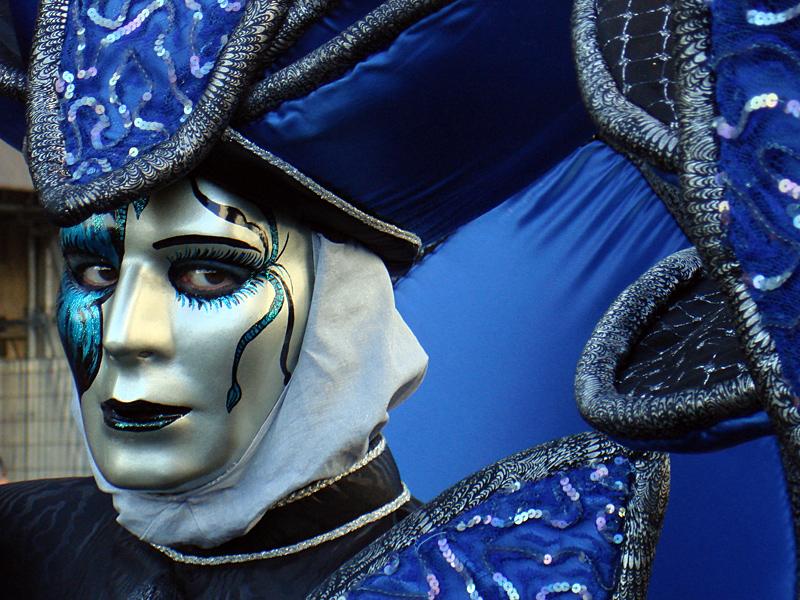 Venice Carnival 4 by Zzanthia