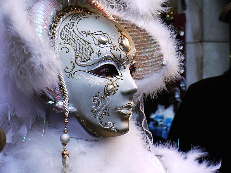 Venice Carnival 6 by Zzanthia