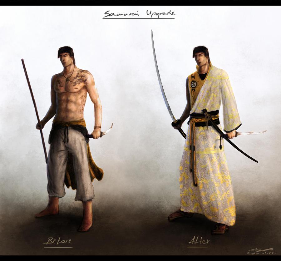 Future Samurai Concept Future Samurai Concept Samurai