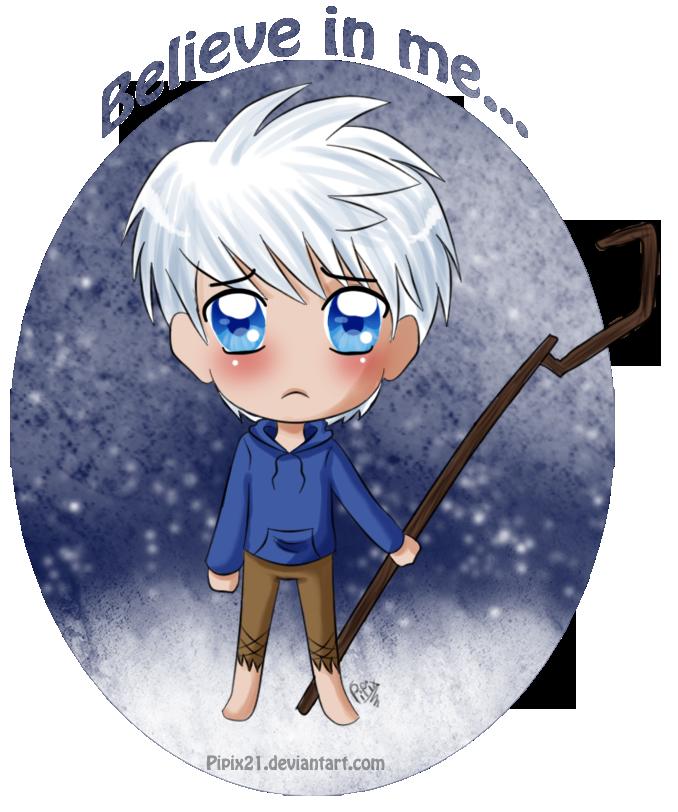 Chibi Jack Frost by Pipix21