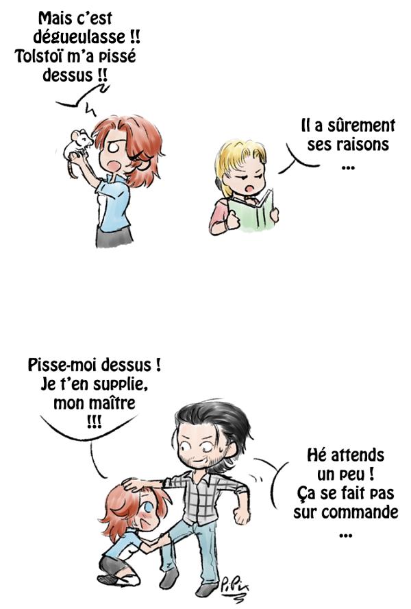 Le masochisme et ses contradictions 4 by Pipix21