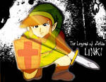 Old School Link by Kumadawg