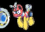 Steelwheel stallion