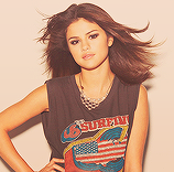 Selena Gomez Icon by LuzcaEditions