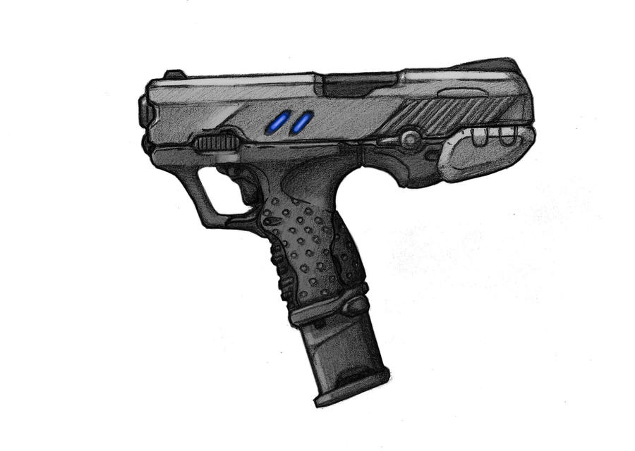 IS pistol clr by triatholisk