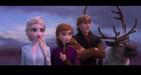 Frozen 2 by trollinlikeabitchtit