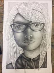 Self Portrait by rambowcomit