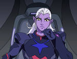 Lotor by HannahEvelyn